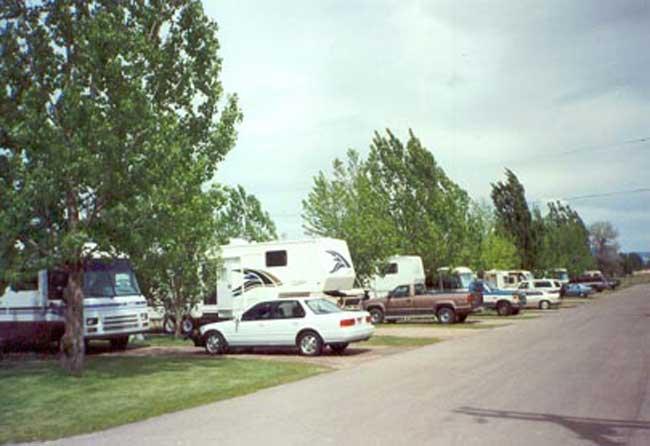 Full hookup rv parks